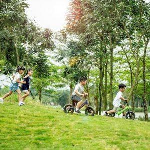 công viên cây xanh aqua city