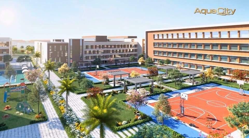 trường học quốc tế aqua city