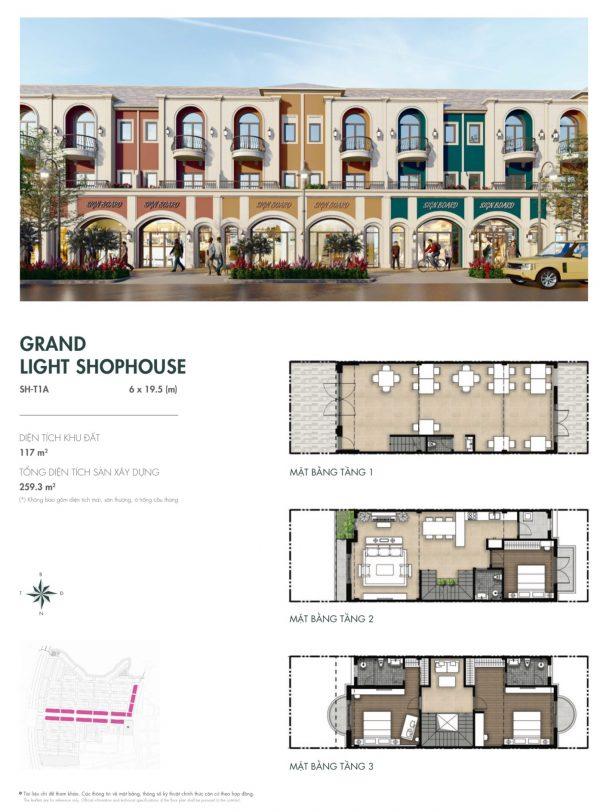 shop house aqua city river park 1